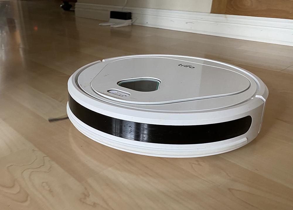 Test Roomba 966 robotdammsugare från Irobot imponerar