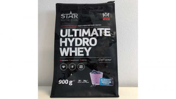 Star nutrition Ultimate hydro whey blueberry