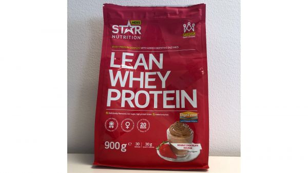 Star nutrition lean whey Strawberry mousse