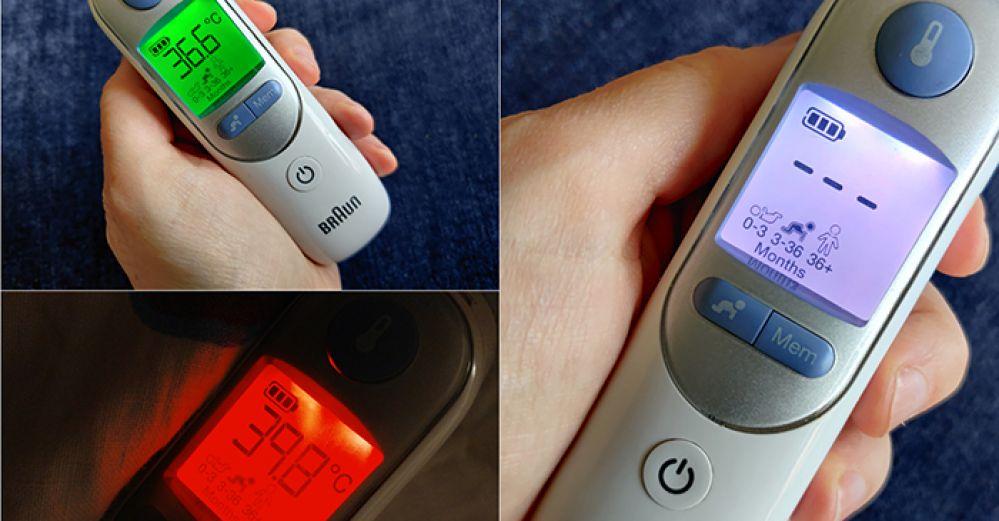 digital febertermometer bäst i test