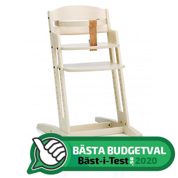 TEST: Bästa Matstolen för Barn (2020) → 14 Expertbetyg