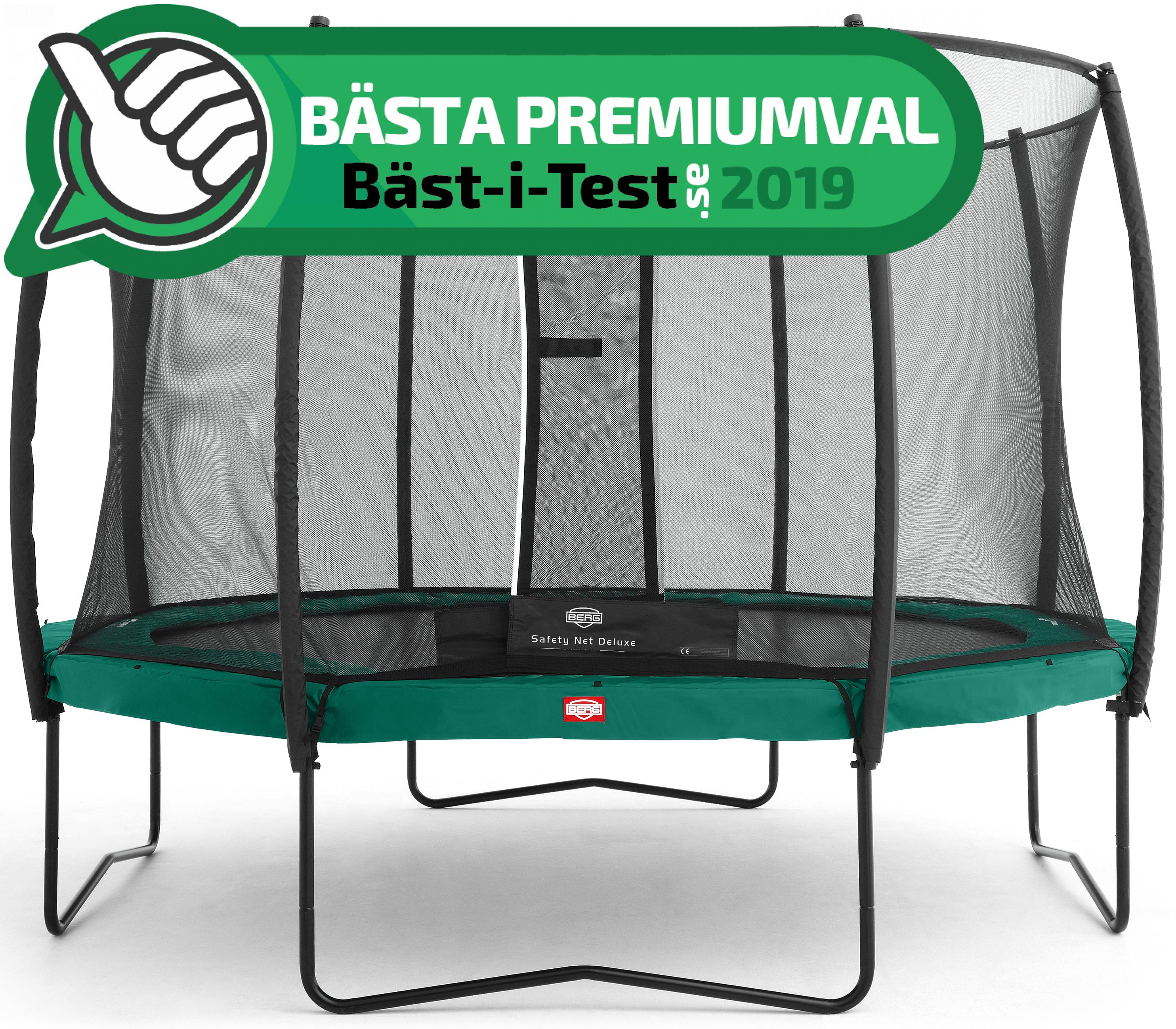 Underbar Studsmatta: 8 modeller i test (2019) - Experternas betyg - Bäst-i OW-88