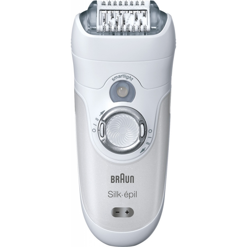 Braun Silk epil 7681 Legs Body Face