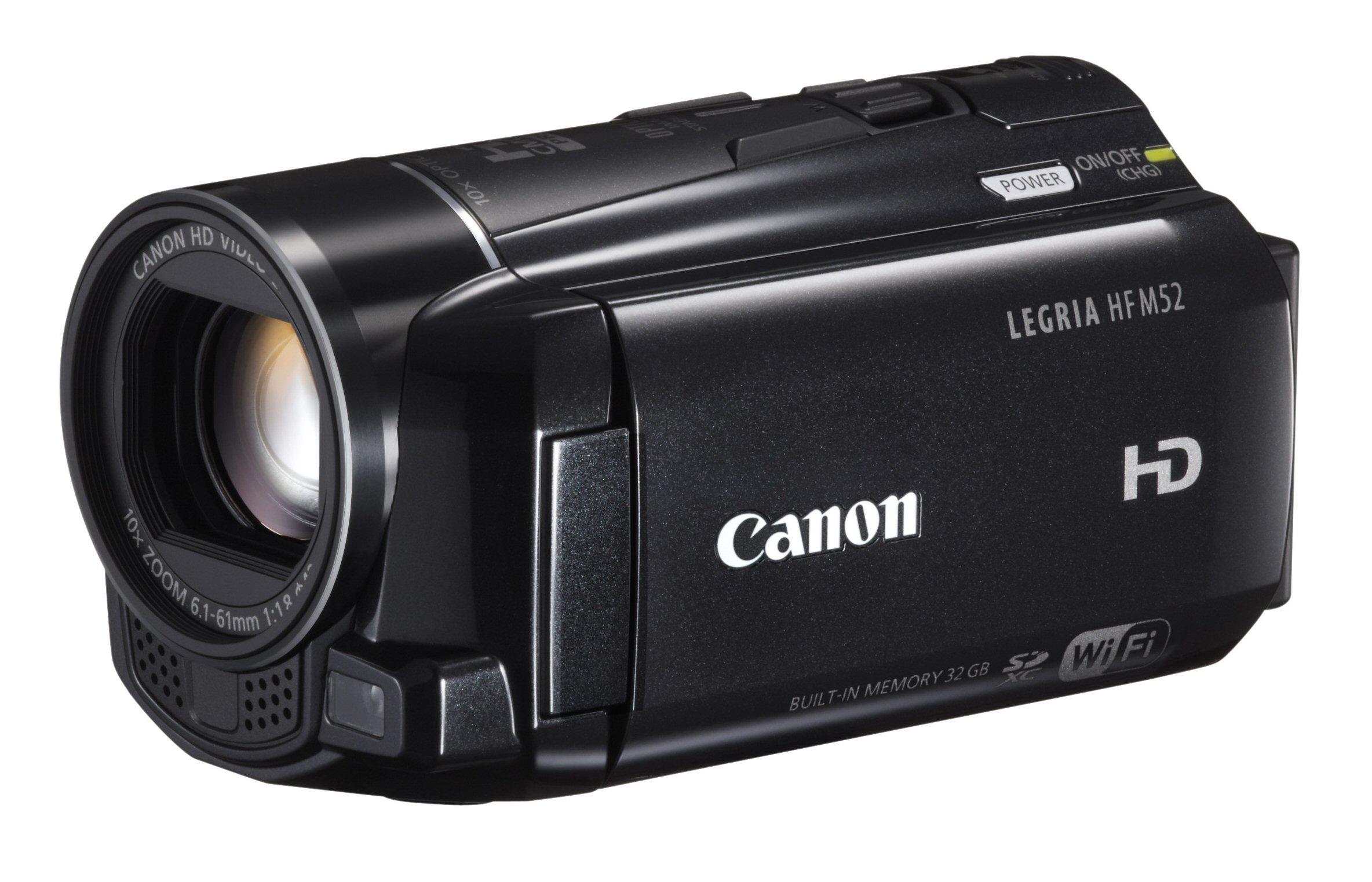 Canons Legria HF M52