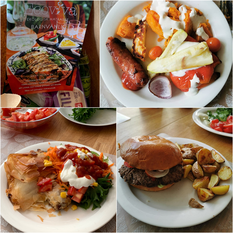 matkasse 6 portioner