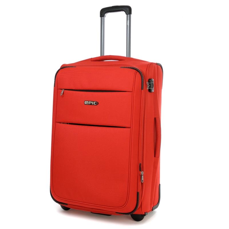 liten resväska på hjul
