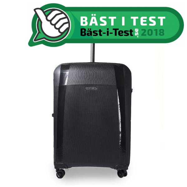 TEST: Bästa Resväskan (2018) → 21 Expertbetyg (Bäst i