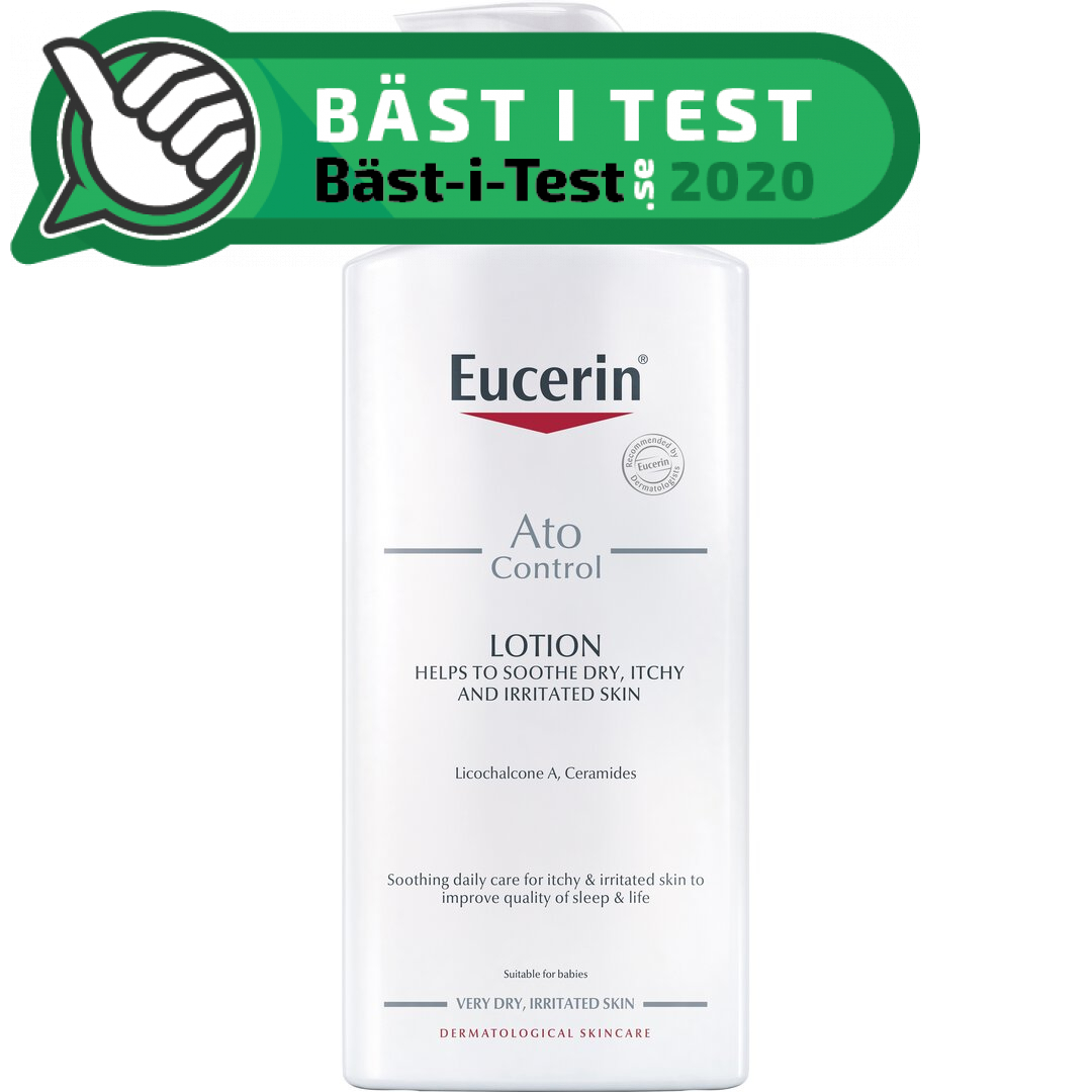 lotion för torr hud