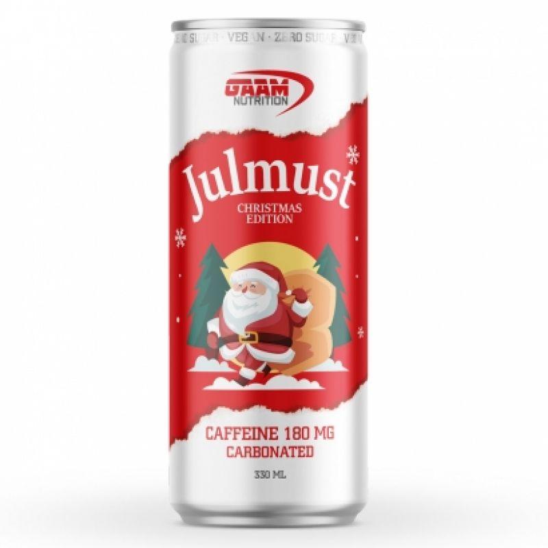 innehåller julmust koffein