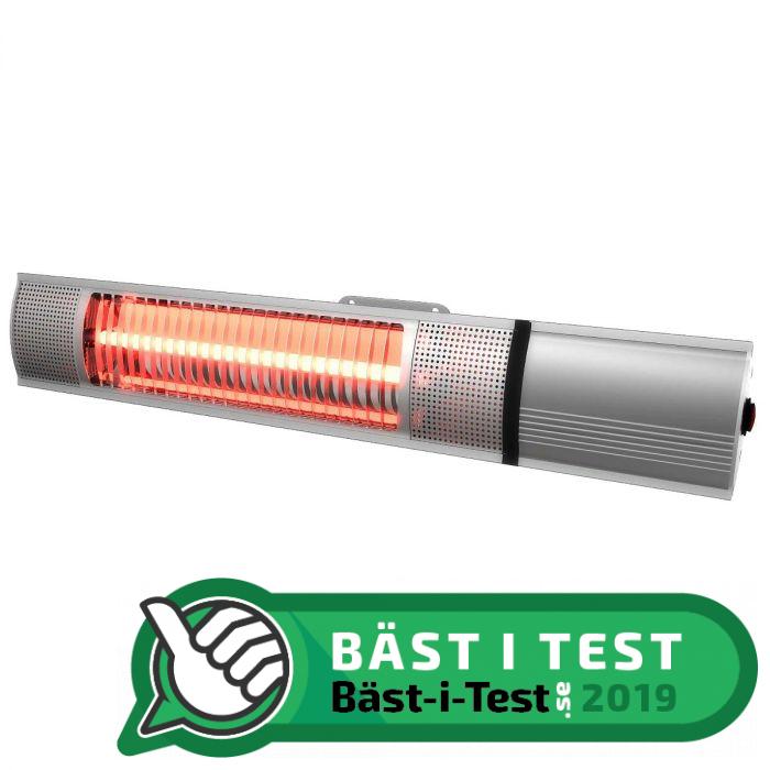 infravärmare bäst i test 2019