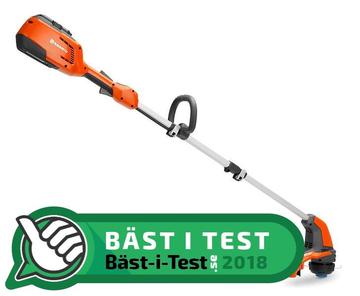 Nya Grästrimmer: 12 modeller i test (2018) - Experternas betyg - Bäst VQ-62