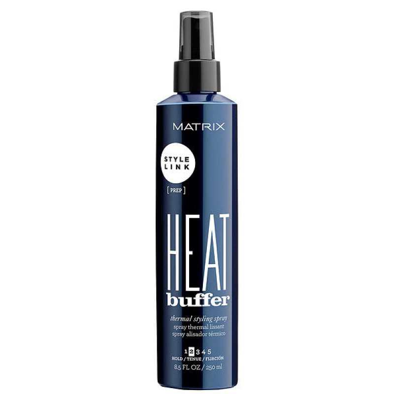 bra värmeskydd till slitet hår