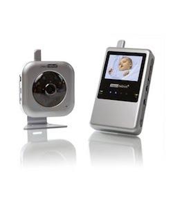 Babyvakt med kamera bäst i test