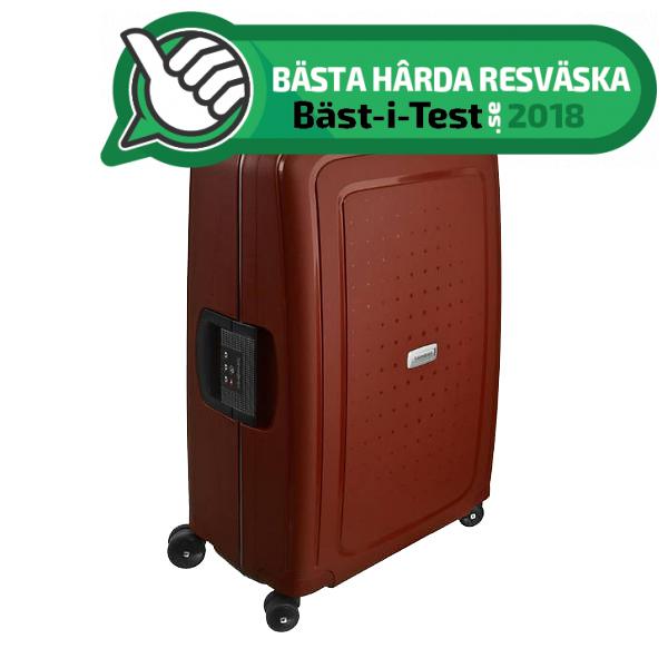 TEST: Bästa Resväskan 2020 → 21 Expertbetyg (Bäst i test.se)