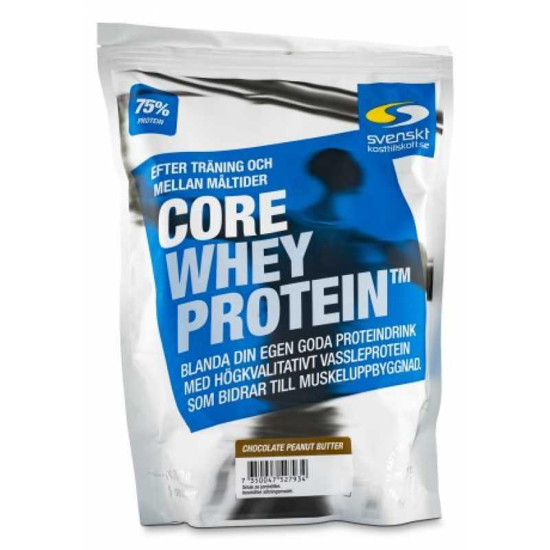 hur blandar man proteinpulver