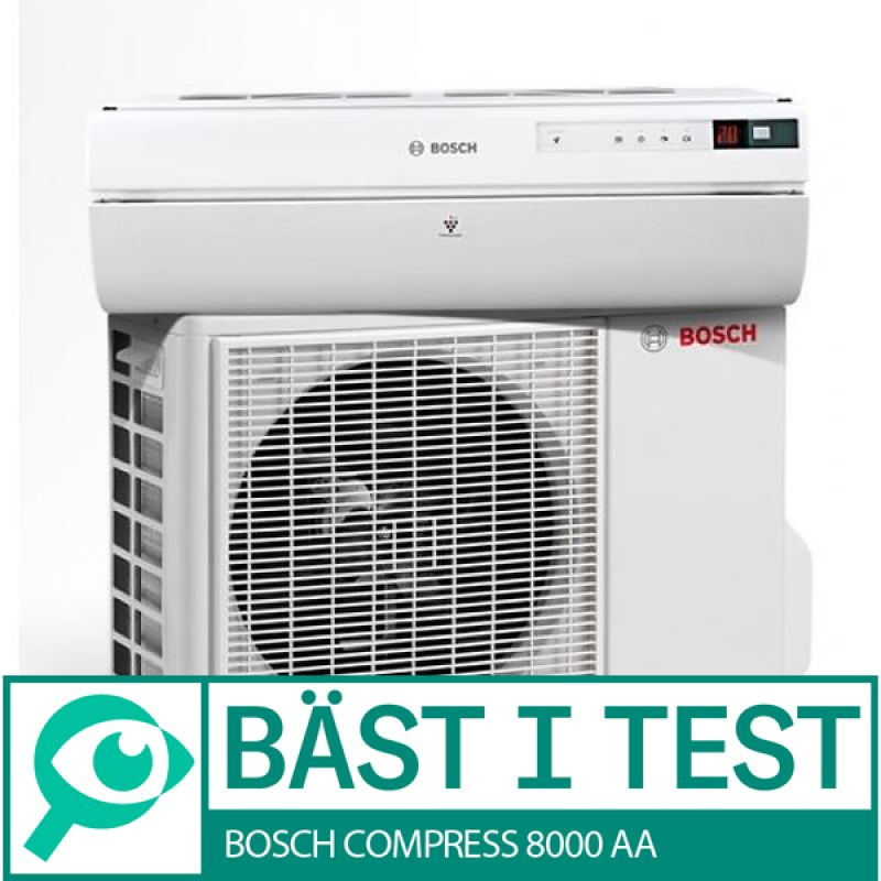 Bosch Compress 8000 AA 								 									- Bäst i test
