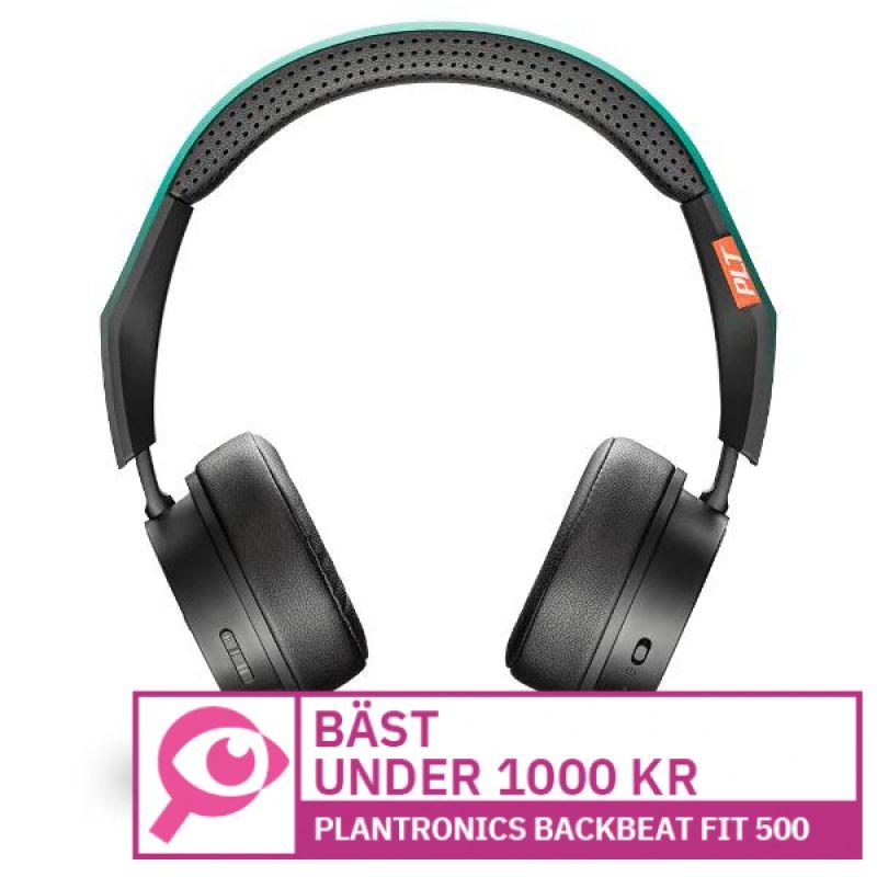 hörlurar over ear bäst i test