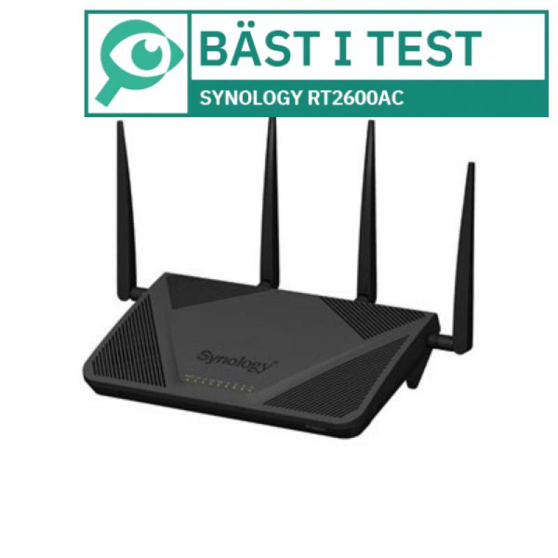 trådlös accesspunkt bäst i test