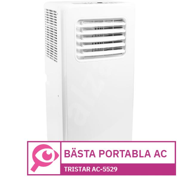Omtyckta TEST: Tristar AC-5529 → Bäst-i-Test.se (2019) WO-79