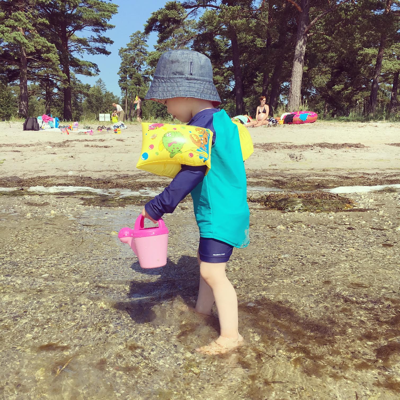 bamse solspray test